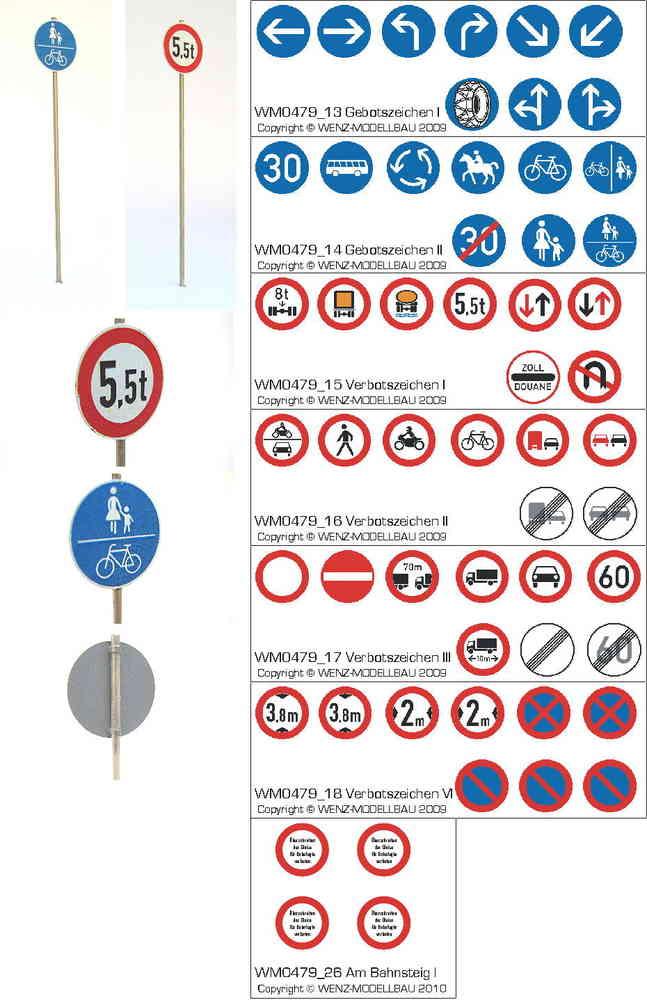 verbotszeichen verbotsschilder kostenlos ausdrucken download